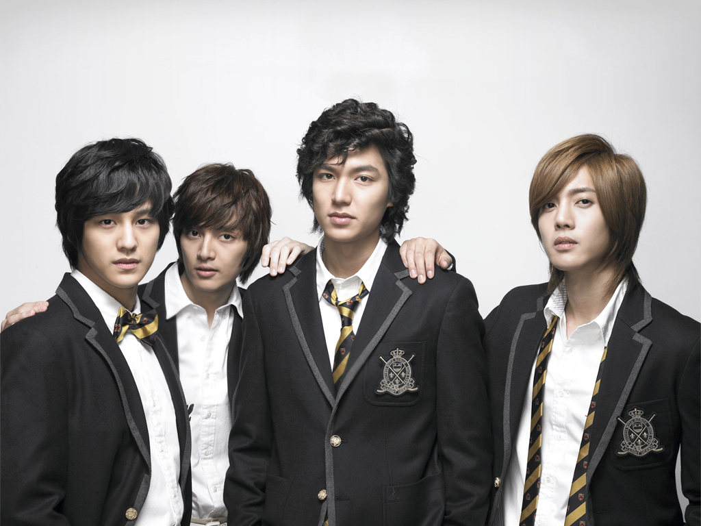 Boys Before Flowers Wallpapers
